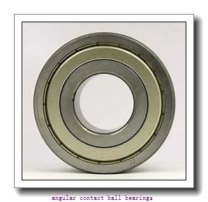 FAG QJ306-MPA-C3-T42A  Angular Contact Ball Bearings
