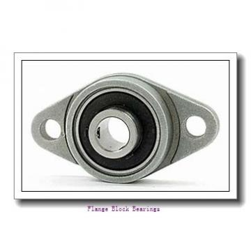 QM INDUSTRIES QVVFL22V315SEC  Flange Block Bearings