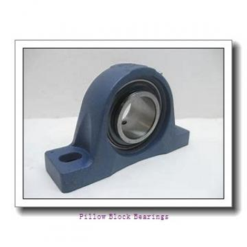 2.688 Inch | 68.275 Millimeter x 3.5 Inch | 88.9 Millimeter x 3.25 Inch | 82.55 Millimeter  DODGE SP2B-IP-211R  Pillow Block Bearings