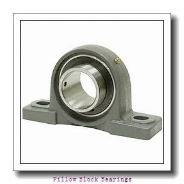 3.5 Inch | 88.9 Millimeter x 4.172 Inch | 105.969 Millimeter x 3.75 Inch | 95.25 Millimeter  DODGE SP2B-IP-308RE  Pillow Block Bearings
