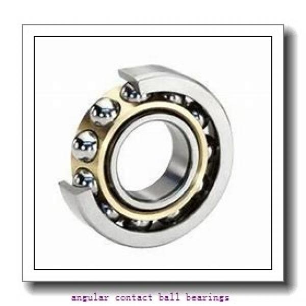 FAG 3206-B-2RS-TNH  Angular Contact Ball Bearings #1 image