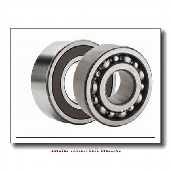 FAG 3205-B-2RS-TVH  Angular Contact Ball Bearings #1 image