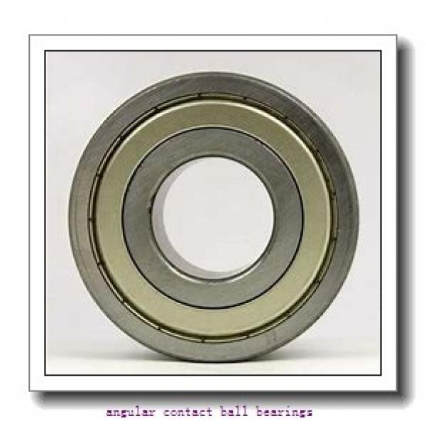 50 mm x 110 mm x 44,4 mm  FAG 3310-B-TVH  Angular Contact Ball Bearings #1 image