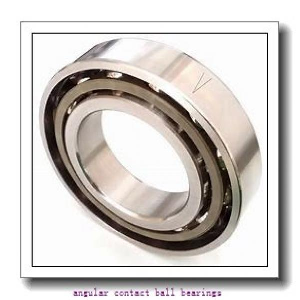 FAG QJ256-N2-MPA-C3  Angular Contact Ball Bearings #2 image