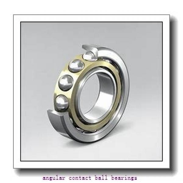 FAG 3206-B-2RS-TNH  Angular Contact Ball Bearings #3 image