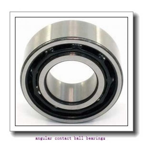50 mm x 110 mm x 44,4 mm  FAG 3310-B-TVH  Angular Contact Ball Bearings #3 image