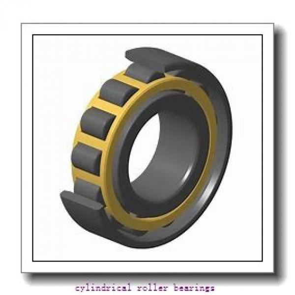 1.378 Inch | 35 Millimeter x 2.835 Inch | 72 Millimeter x 0.906 Inch | 23 Millimeter  CONSOLIDATED BEARING NJ-2207E M  Cylindrical Roller Bearings #1 image