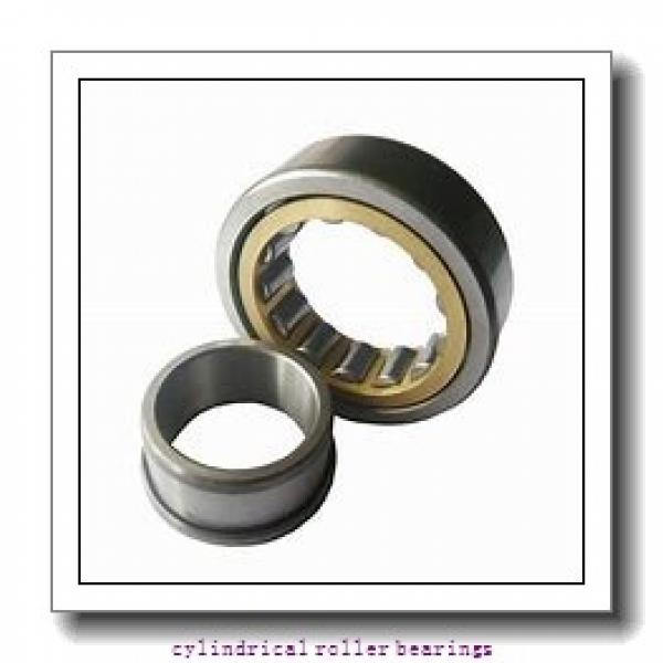 3.74 Inch   95 Millimeter x 7.874 Inch   200 Millimeter x 1.772 Inch   45 Millimeter  CONSOLIDATED BEARING NU-319  Cylindrical Roller Bearings #1 image