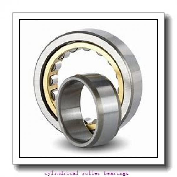 3.543 Inch | 90 Millimeter x 6.299 Inch | 160 Millimeter x 1.181 Inch | 30 Millimeter  CONSOLIDATED BEARING NJ-218 M C/3  Cylindrical Roller Bearings #1 image