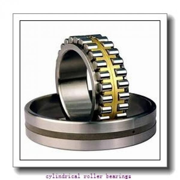 3.543 Inch | 90 Millimeter x 6.299 Inch | 160 Millimeter x 1.181 Inch | 30 Millimeter  CONSOLIDATED BEARING NJ-218 C/4  Cylindrical Roller Bearings #1 image
