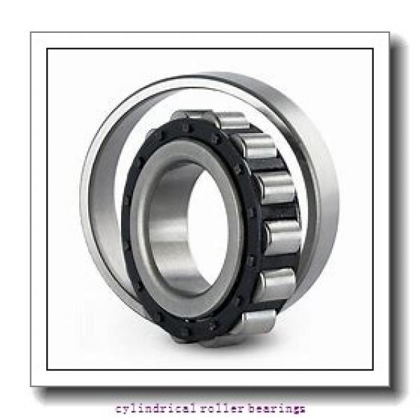 2.756 Inch | 70 Millimeter x 4.921 Inch | 125 Millimeter x 0.945 Inch | 24 Millimeter  CONSOLIDATED BEARING NJ-214  Cylindrical Roller Bearings #1 image