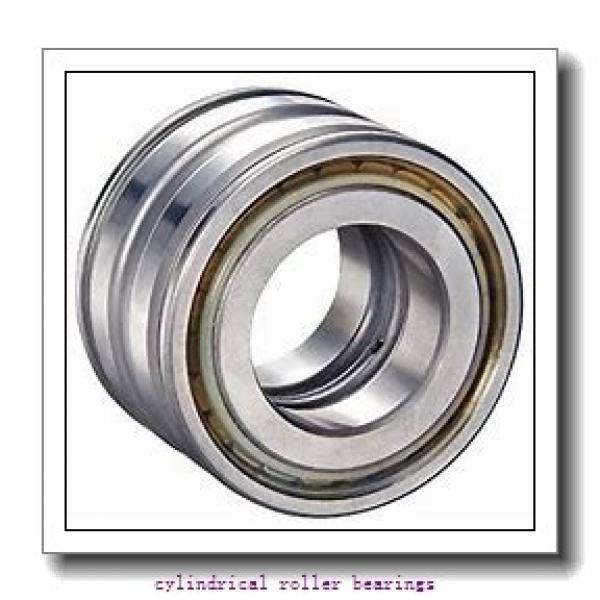 1.378 Inch | 35 Millimeter x 2.835 Inch | 72 Millimeter x 0.906 Inch | 23 Millimeter  CONSOLIDATED BEARING NJ-2207E C/4  Cylindrical Roller Bearings #1 image